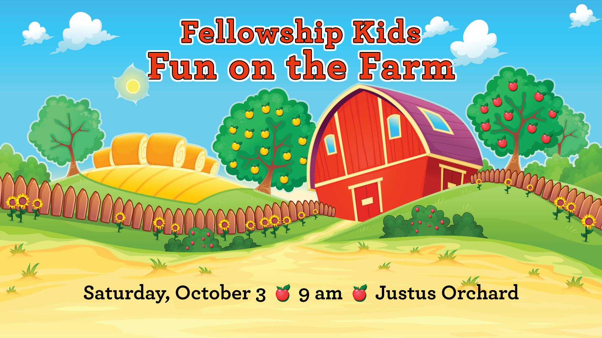 Fun on the Farm FK event