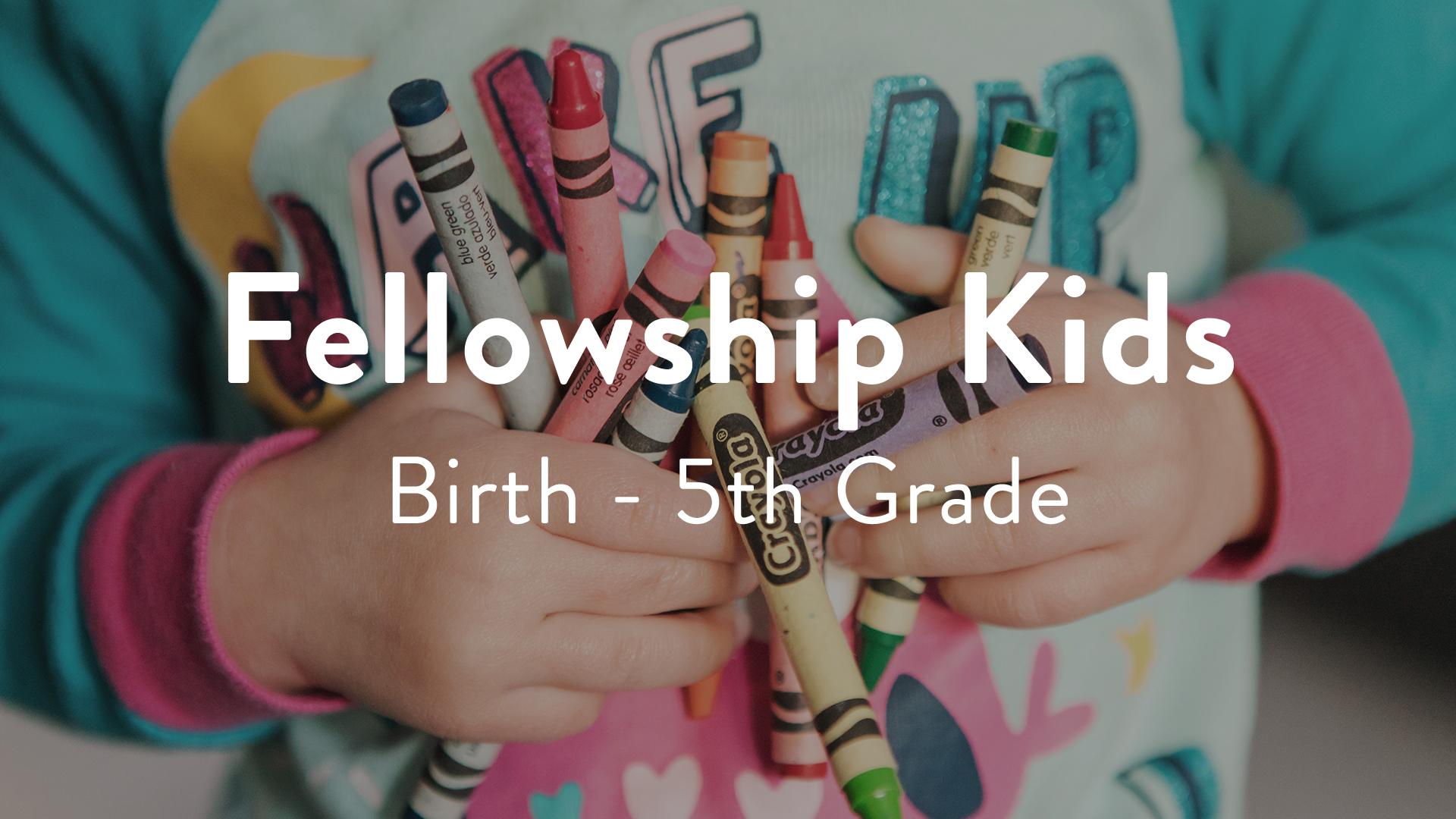 Fellowship Kids Asheville