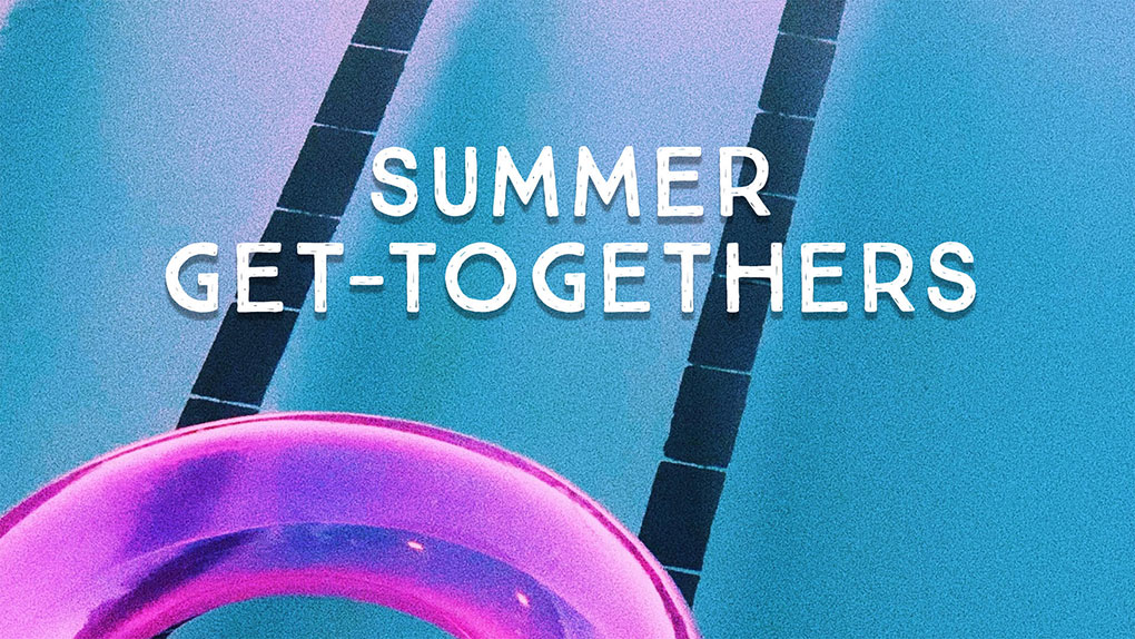 Summer Get-togethers at Fellowship Asheville