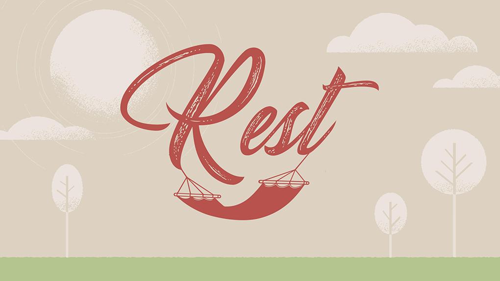 Rest sermon series