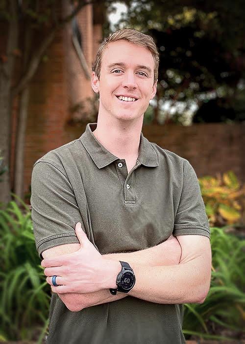 Matt Sutton, Associate Pastor